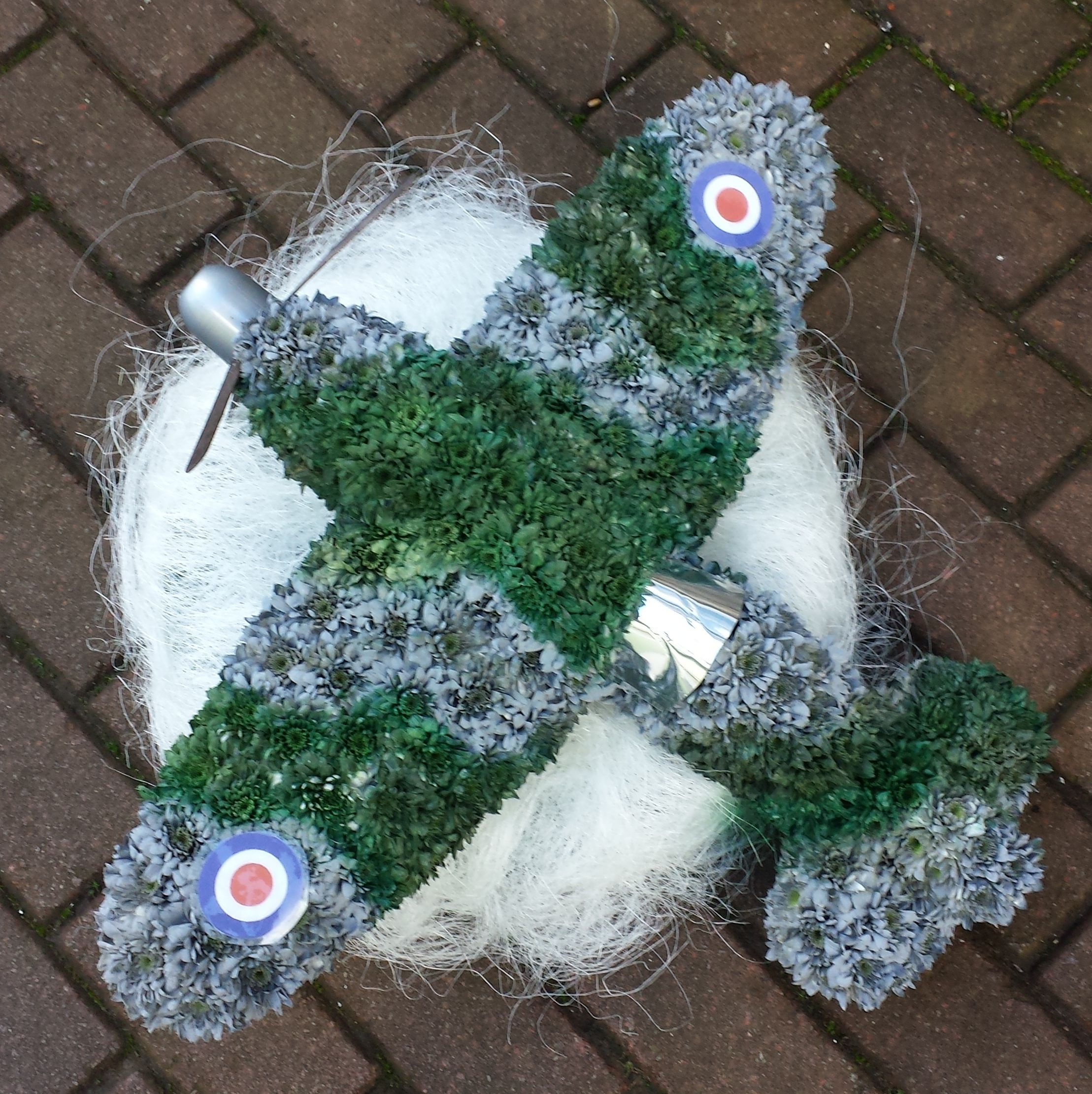 Spitfire Funeral Flowers Pinterest Funeral Flowers Flowers
