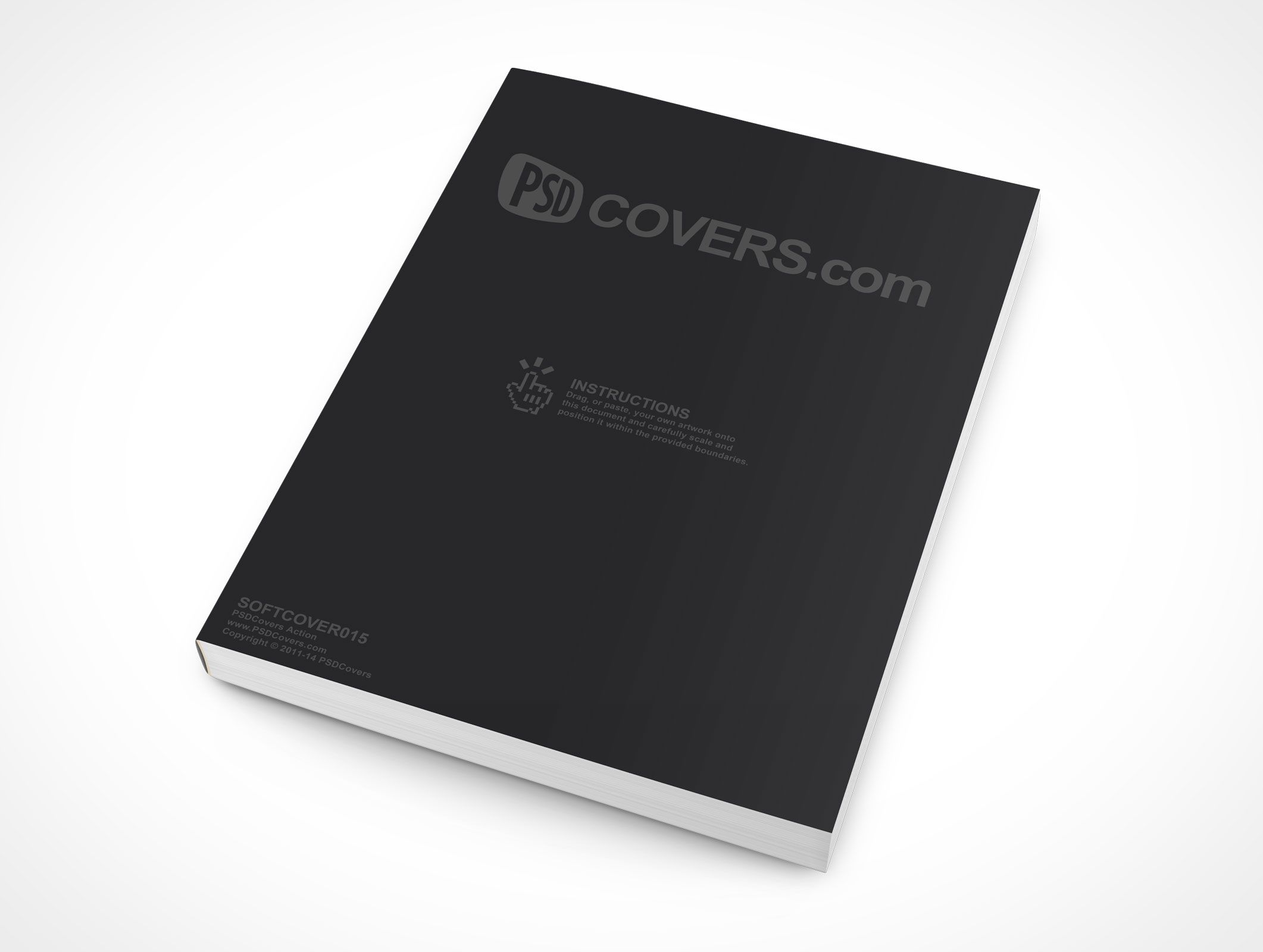 Softcover015 is a generic softcover paperback manual product softcover015 is a generic softcover paperback manual product mockup this psd mockup renders a softcover pronofoot35fo Choice Image