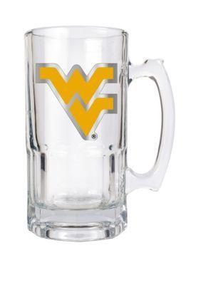 Great American Products NCAA WVU Mountaineers 32 Ounce Macho Mug