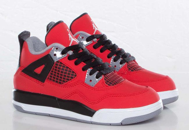 "Air Jordan 4 Retro ""Toro Bravo"" 
