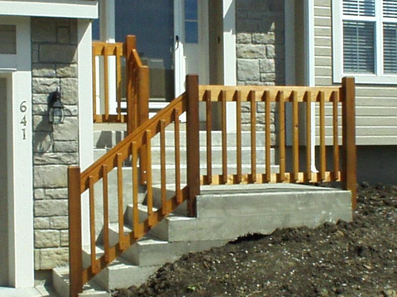 Best How To Attach Railing To Concrete Google Search Porch 400 x 300