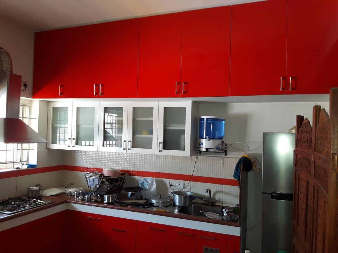 Welcome to ramya modular kitchen  interiors kitchens also rh pinterest