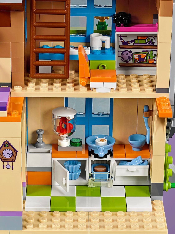 LEGO Friends 41369 Mia's House   Lego kitchen, Lego ...