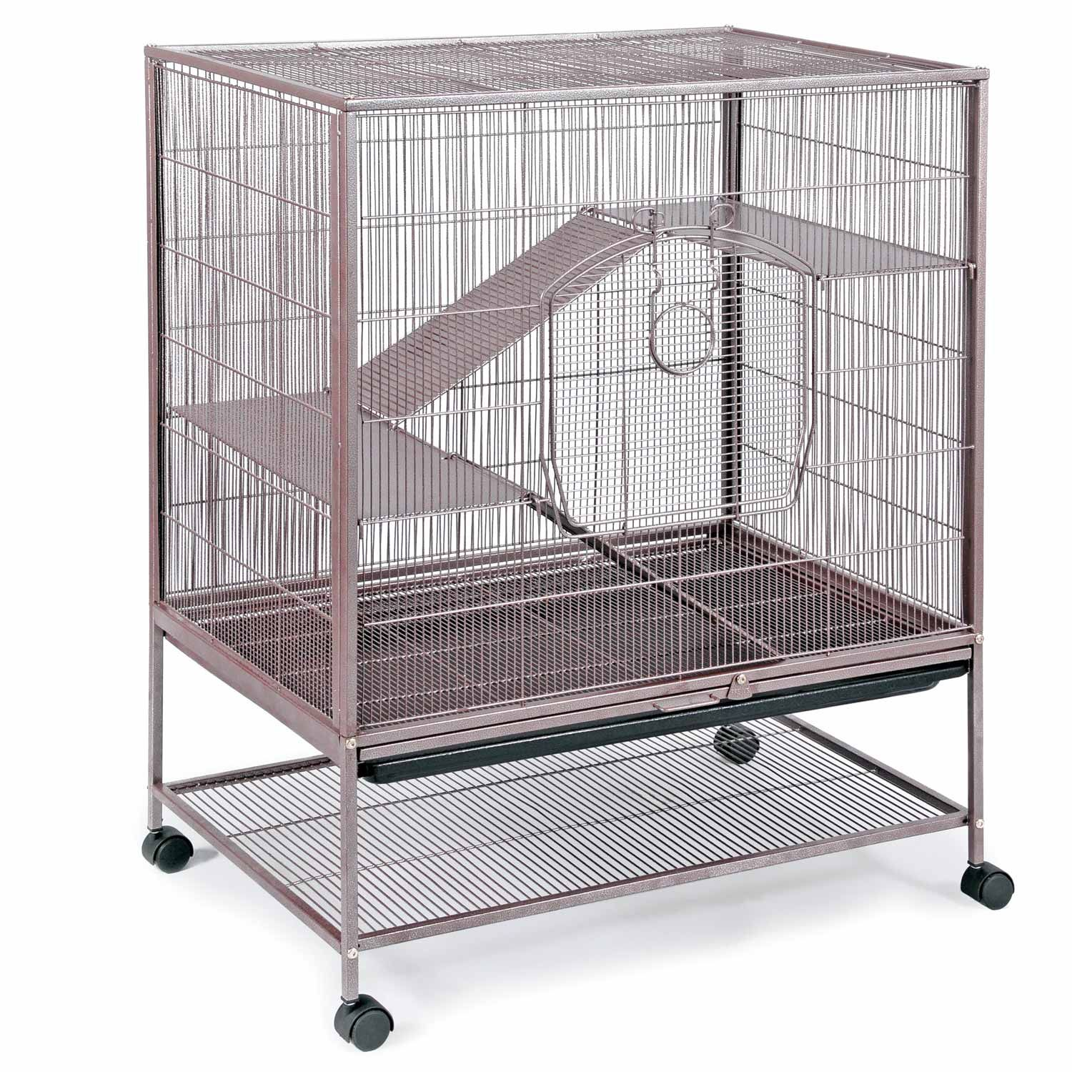 Prevue Pet Products Earthtone Dusted Rose Rat Chinchilla Cage Petco In 2020 Chinchilla Cage Small Animal Cage Pet Cage