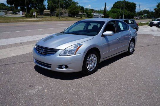 Used 2012 Nissan Altima 2 5 For Sale In Clearwater Fl 33756