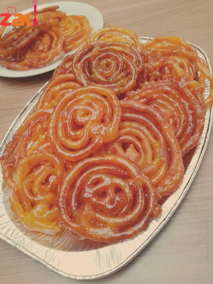 مشـبـك بيقـرش قـرش زاكي Egyptian Food Lebanese Desserts Ramadan Recipes