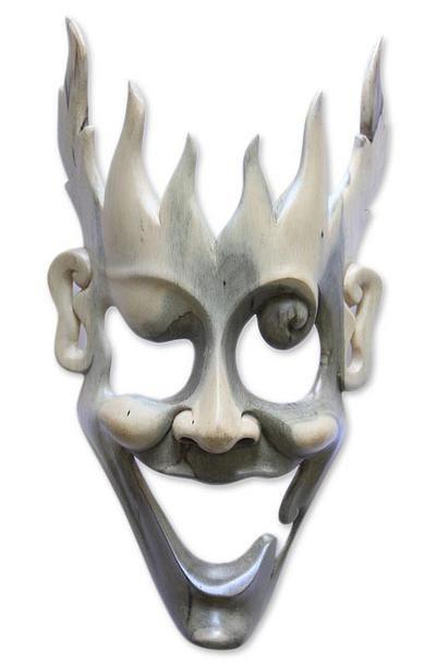 unique modern wood mask of masking woods and wood