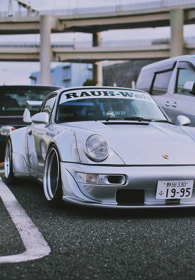 Lanc3r Rauh Welt Car Wheels Porsche 964 Porsche 911