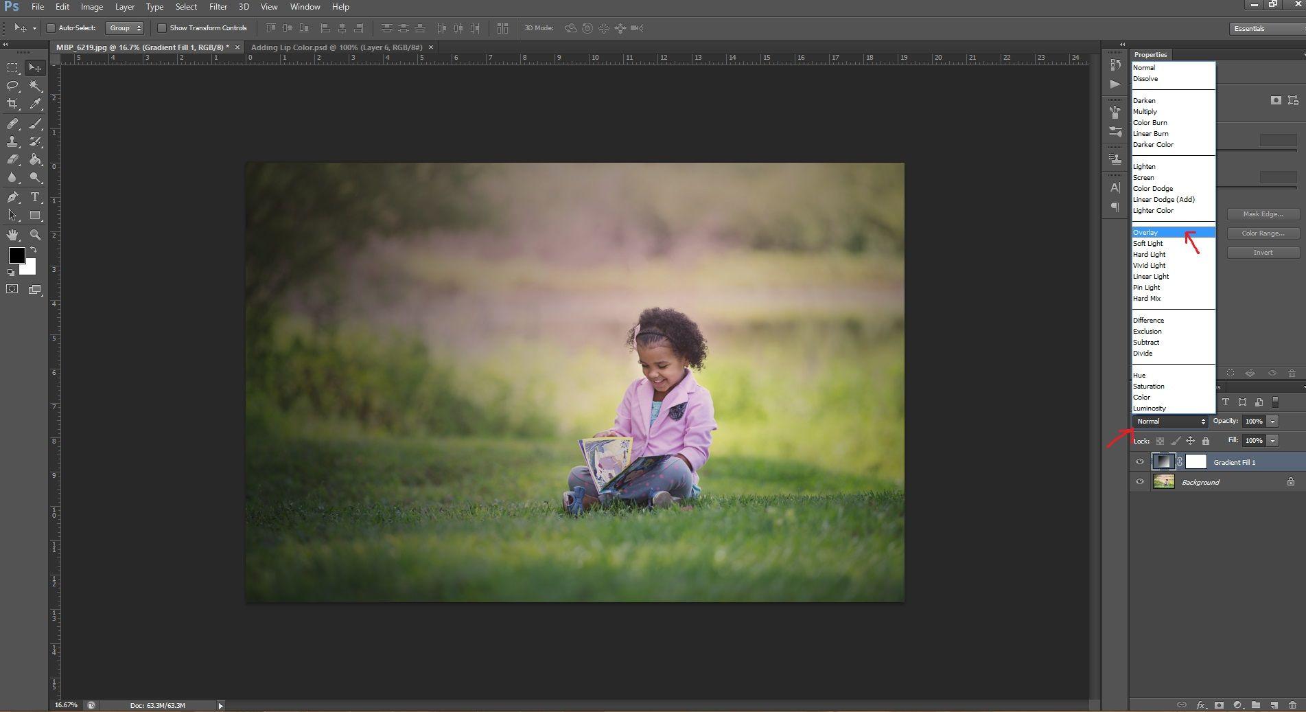 Create a Soft Fade Vignette in Adobe Photoshop CC