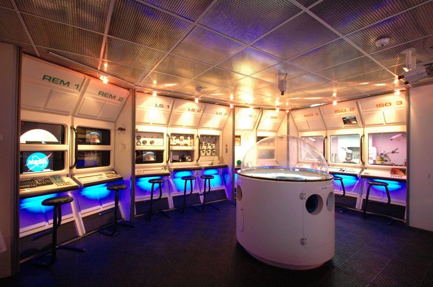 LOCATION Christa McAuliffe Space Education Center