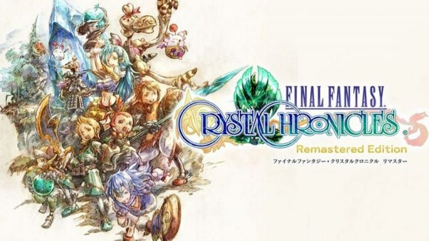 Crystal Chronicles Remaster Won T Support Local Multiplayer In
