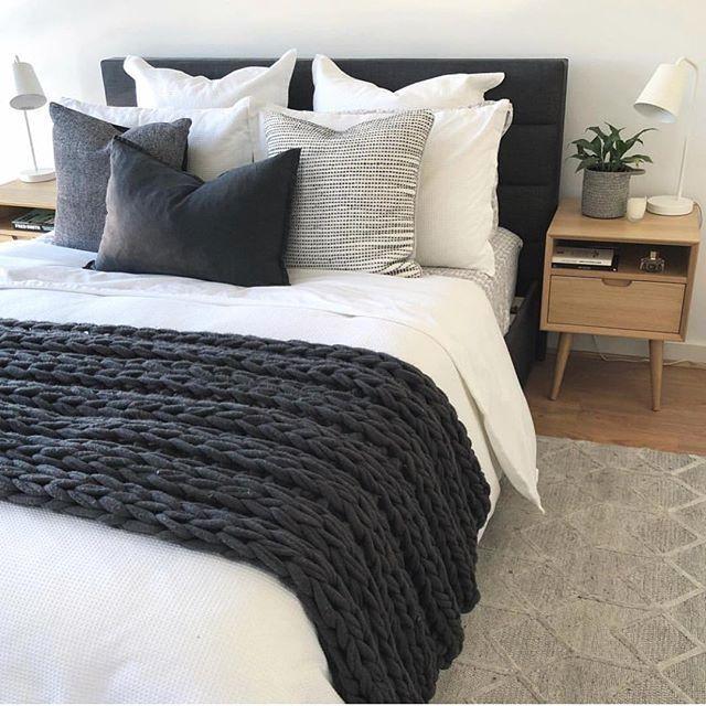 Photo of Adori le nostre idee per la camera da letto? Ci piacerebbe vedere il tuo rifacimento della tua camera da letto …