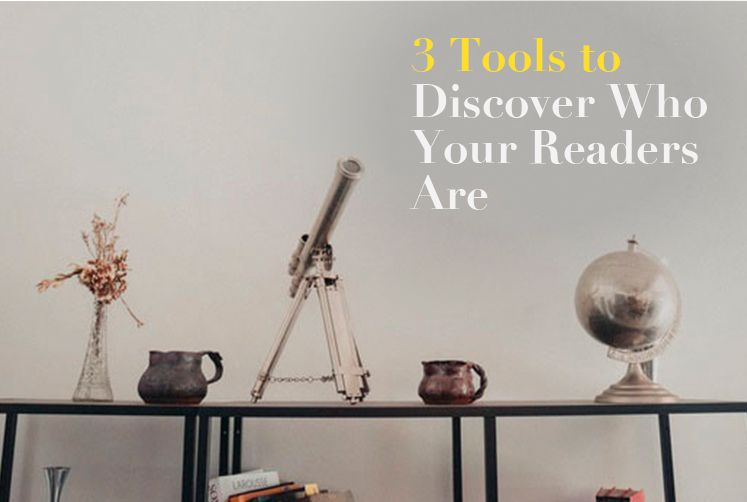 Sometimes, the readers you think you have actually turn out to be someone else. Knowing who they really are can be pivotal…not just in your writing, but in your marketing as well.