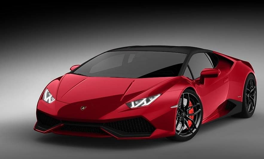 Merveilleux Huracan, The Speed Monster By Lamborghini!