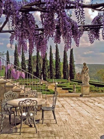 La Toscana Italian Garden Tuscany Tuscany Italy