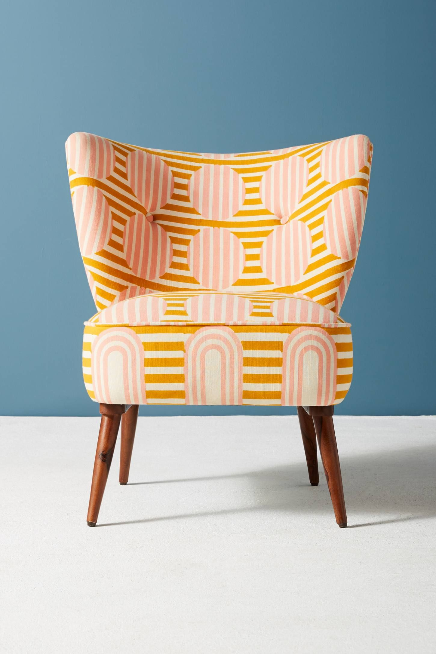 Shop The Ulla Accent Chair And More Anthropologie At Anthropologie Today Read Customer Revie Comfy Accent Chairs Accent Chairs For Living Room Patterned Chair #small #armchair #for #living #room