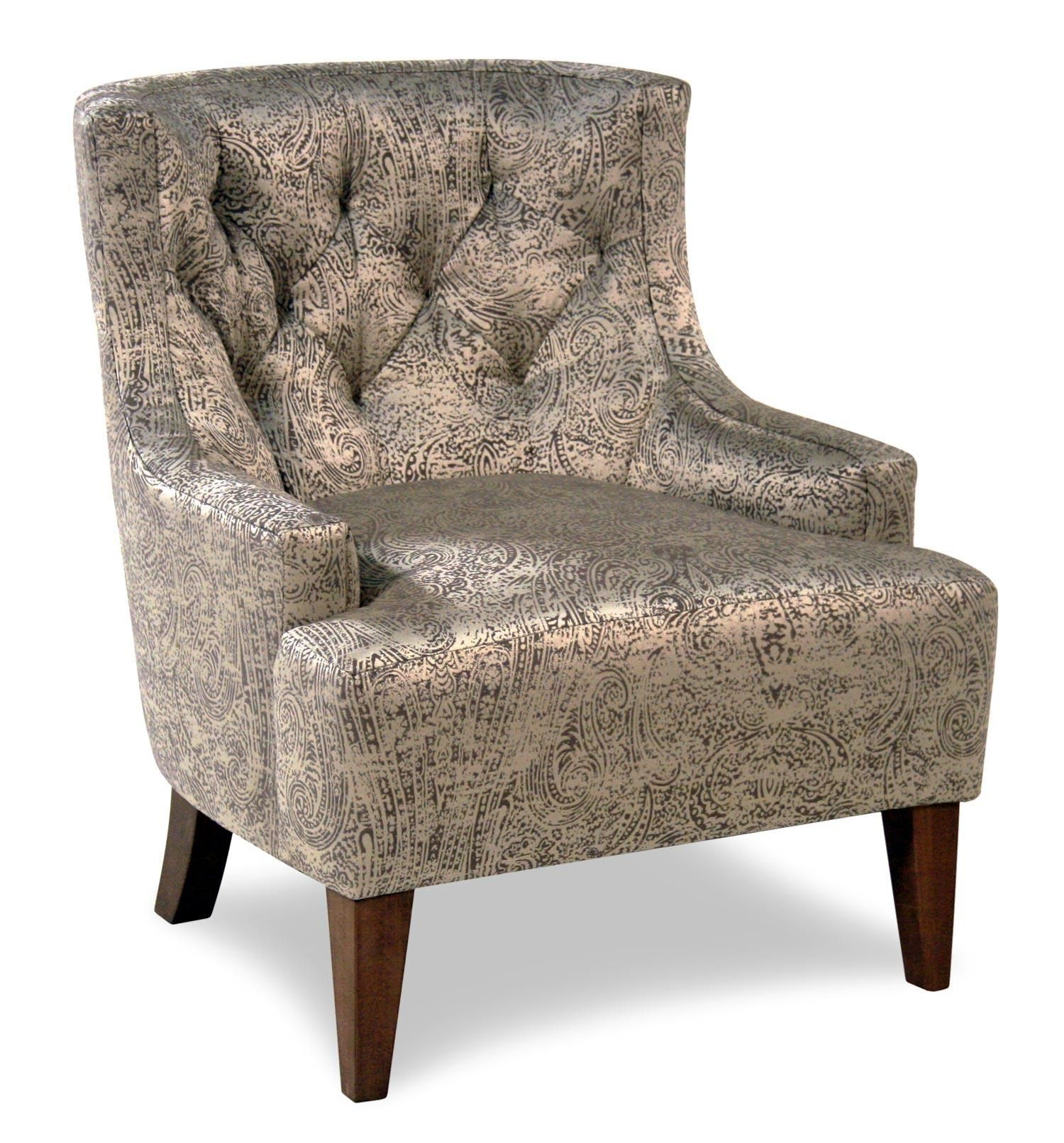 Tremendous Accentuates Tufted Accent Chair By Jonathan Louis Living Pabps2019 Chair Design Images Pabps2019Com