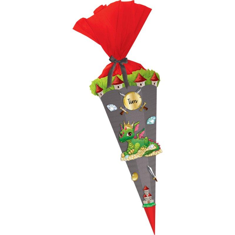 Zuckertüte Schultüten zur Einschulung Schulanfang Motiv 2020 Erdbeerella