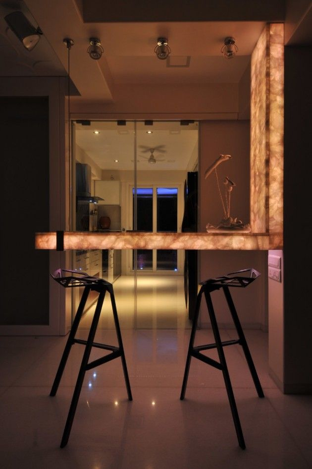 15 High End Modern Home Bar Designs For Your New Home   Bar, Modern ...