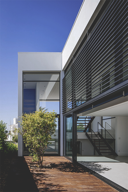 | Sustainable Four-Level Home | ©