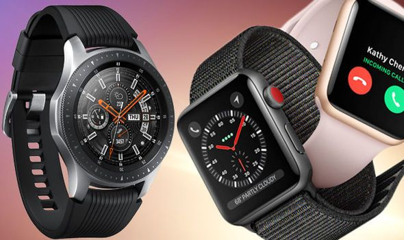 Galaxy Watch v Apple Watch Which comes out on top