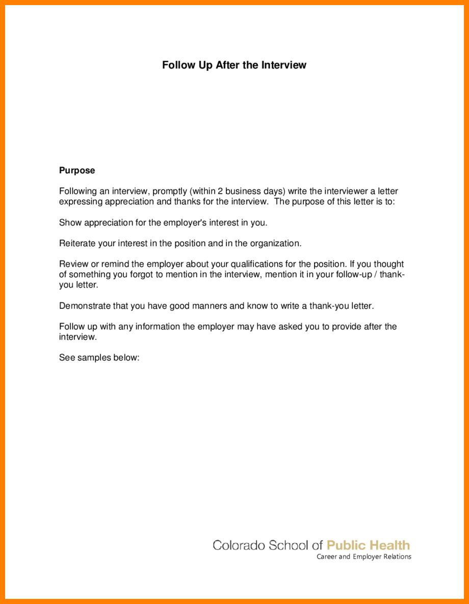 How To Write A Followup Letter The Best Expert S Estimate Essay
