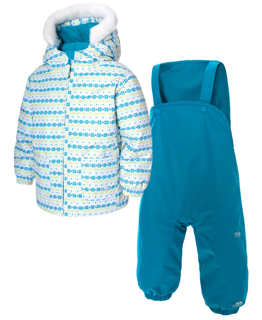 8bdc435ce938 Trespass Dimple Baby Snow Suit