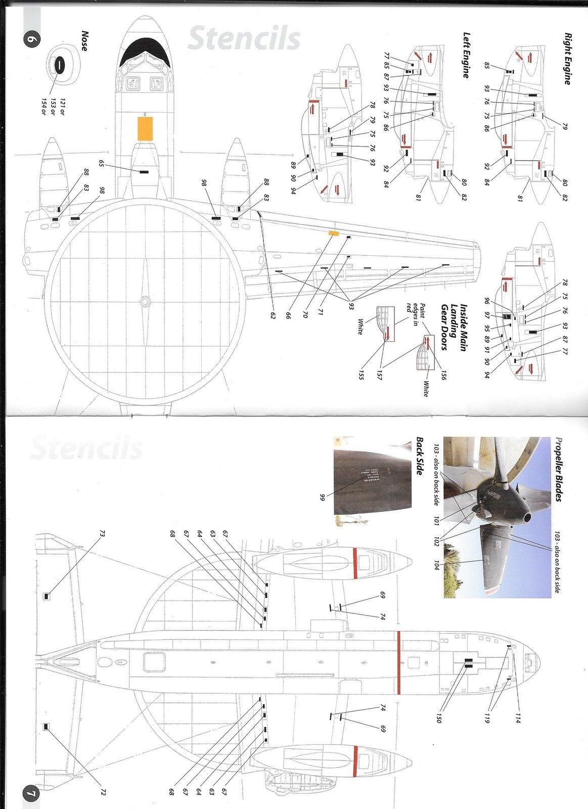Isra Decals E 2c Hawkeye 6 Option Countries Decals 1 72