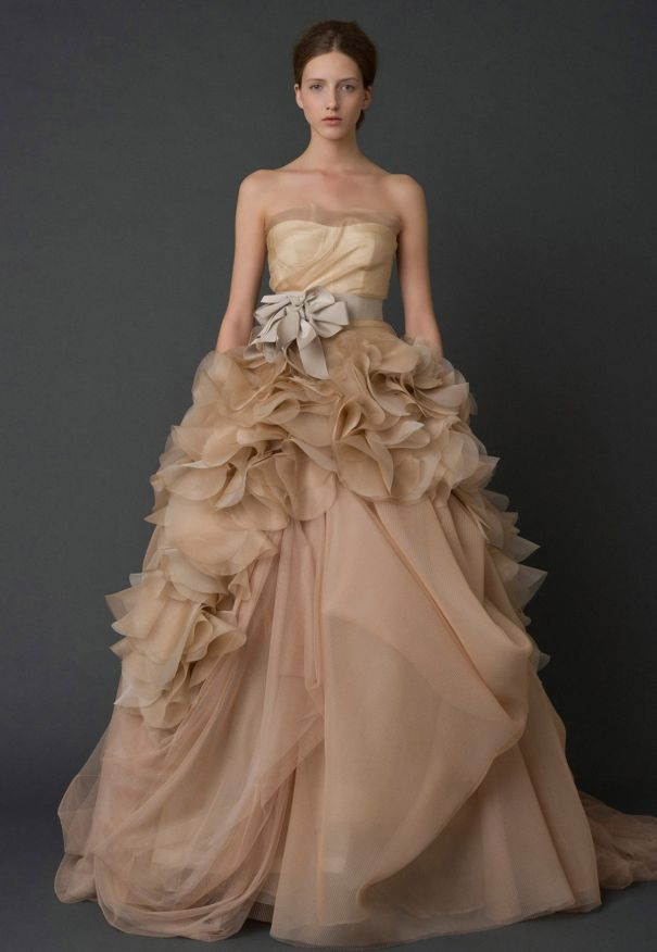 Wedding Dresses, Bridal Gowns by Vera Wang | Iconic | Someday ...