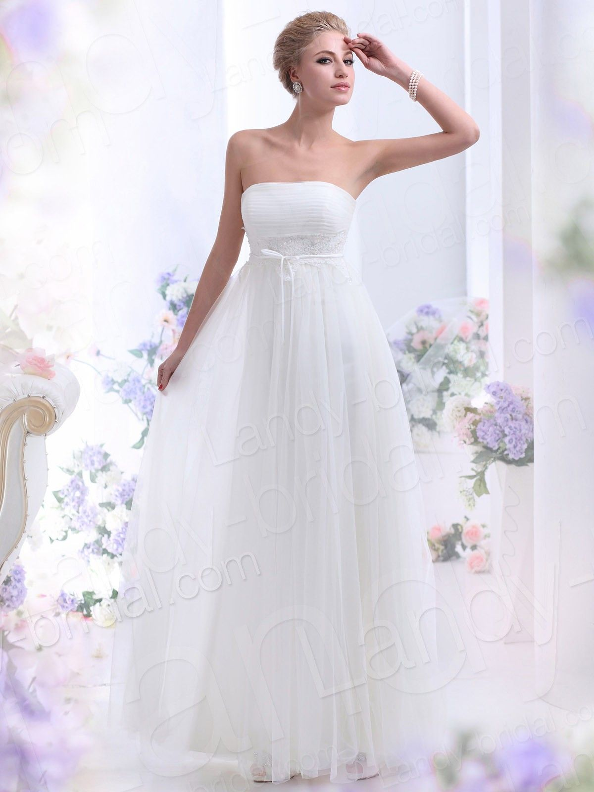 30+ Wedding dresses for large breasts info