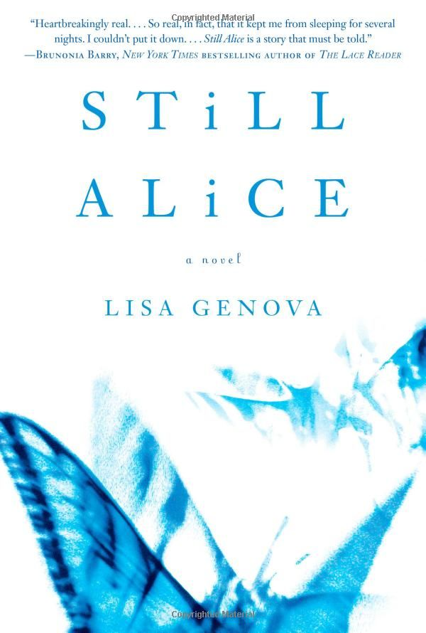 Even if you have never had a friend or family member suffering from Alzheimer disease you will still find this book profoundly touching.  I couldn't put it down and can't stop recommending it.