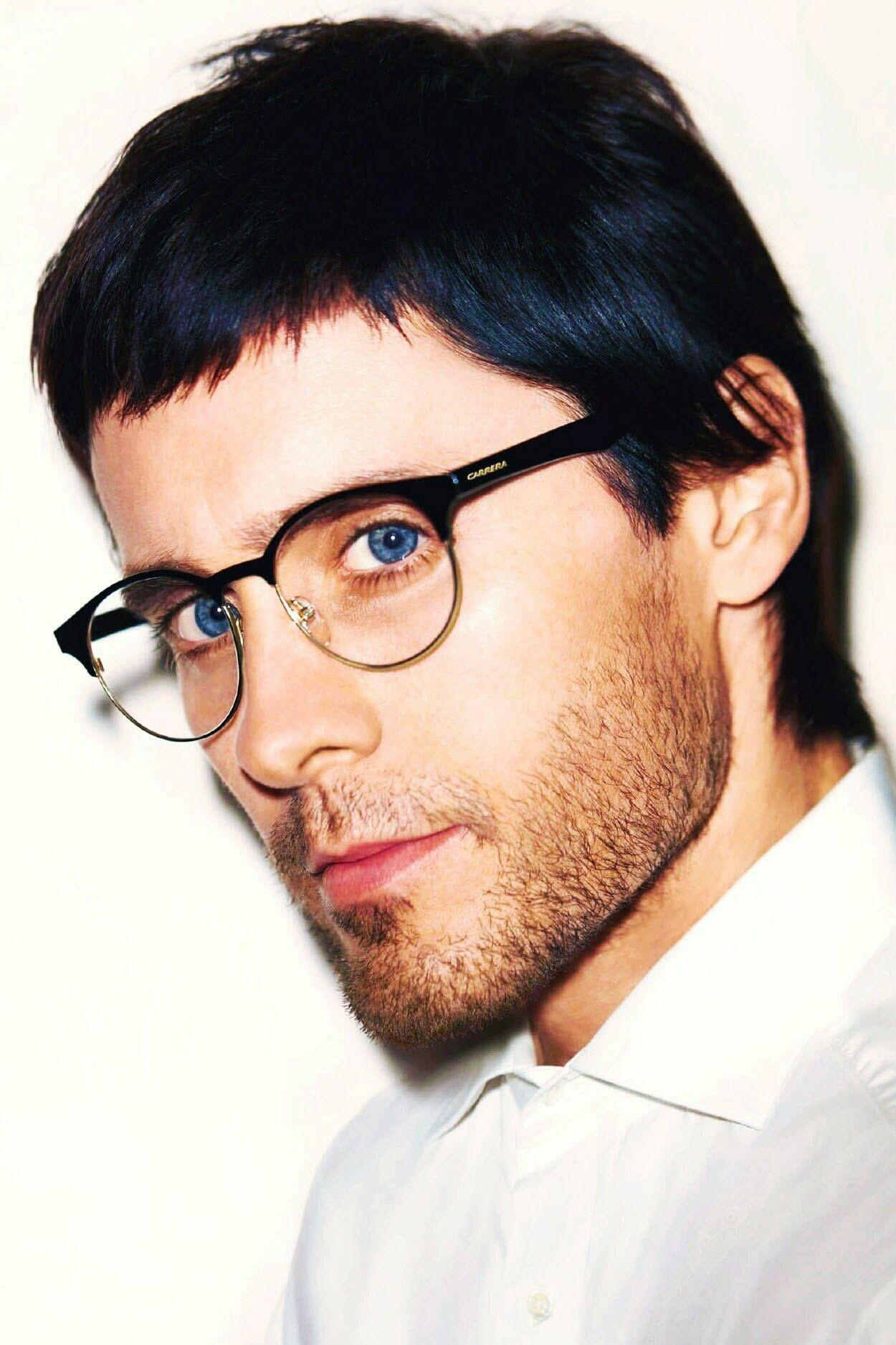 fc26194b3 Jared in glasses... <3 | Jared Leto ❤ in 2019 | Jared leto, Shannon ...