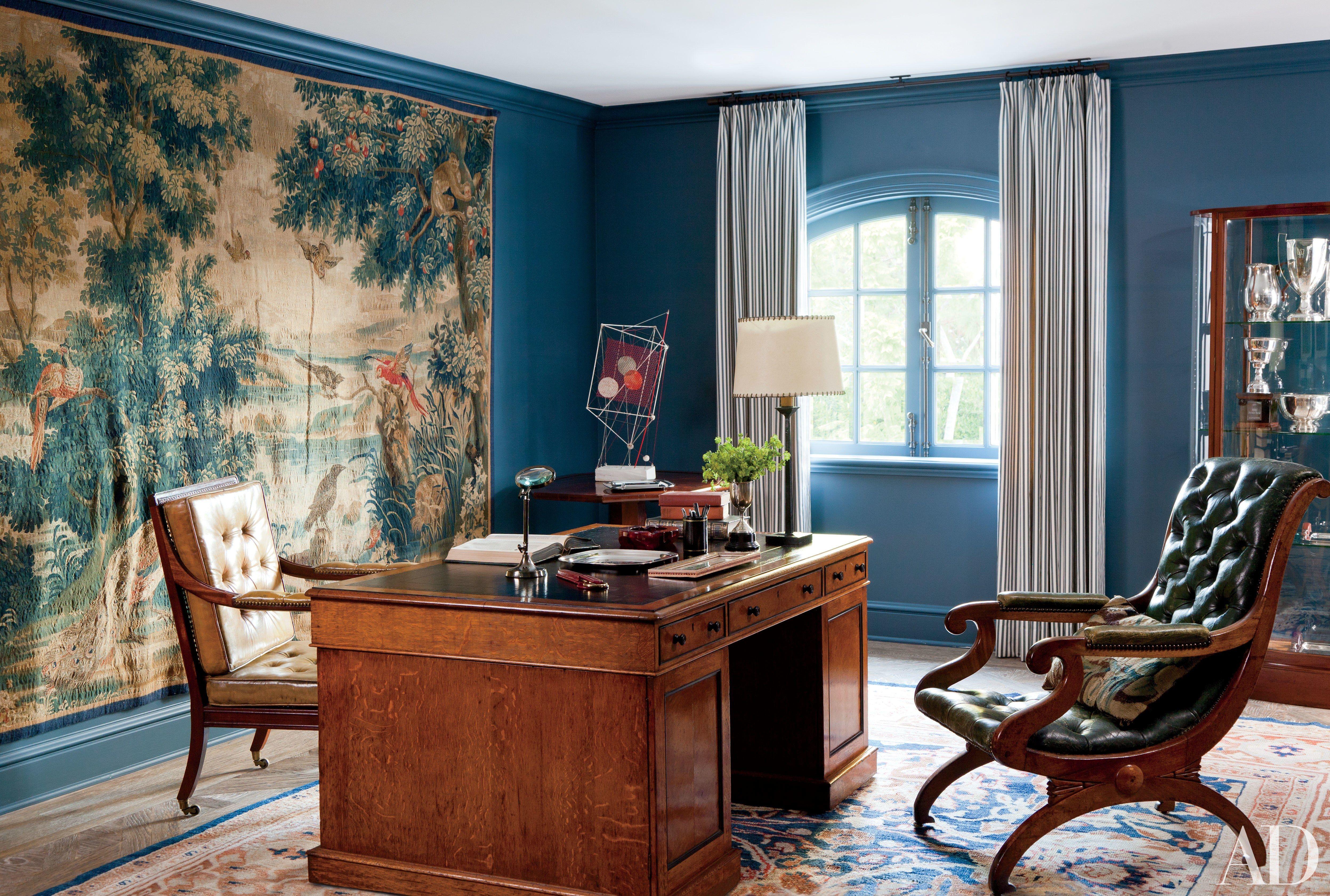 10 bureaux o l 39 on r ve de travailler pinterest. Black Bedroom Furniture Sets. Home Design Ideas
