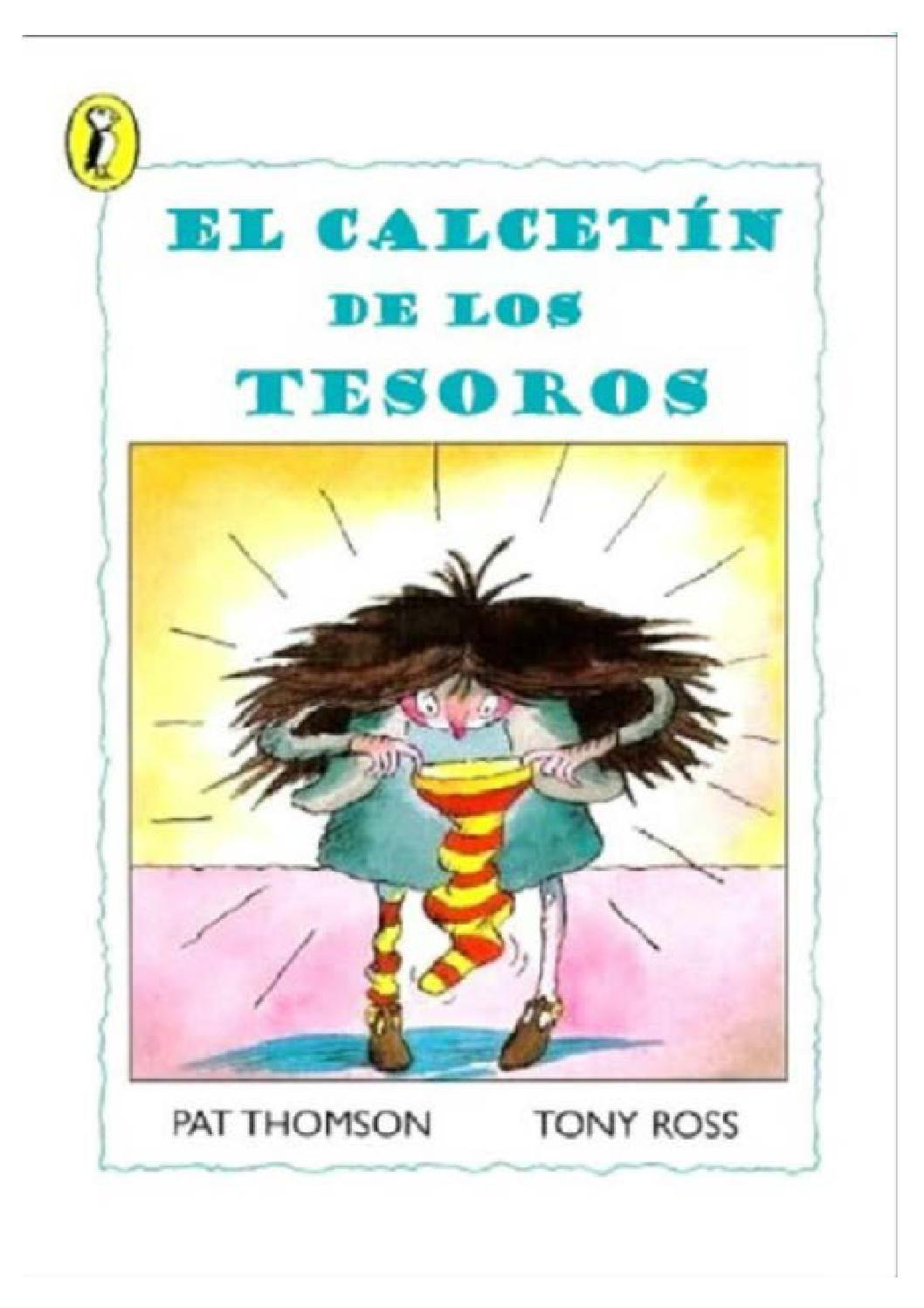 El Calcetín De Los Tesoros Comic Book Cover Comic Books Books
