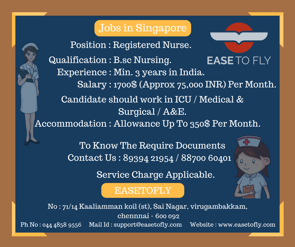 #Jobs in #Singapore #Nursing jobs. #Hospital jobs. #Clinic jobs in singapore. Attractive salary package. Affordable serv… (With images ...