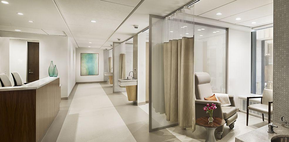 ColumbiaDoctors Midtown Healthcare interior design