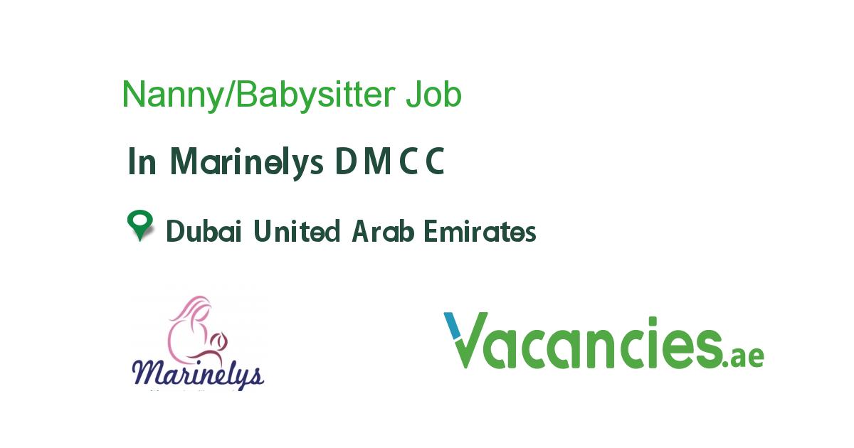Nanny Babysitter Babysitter Job