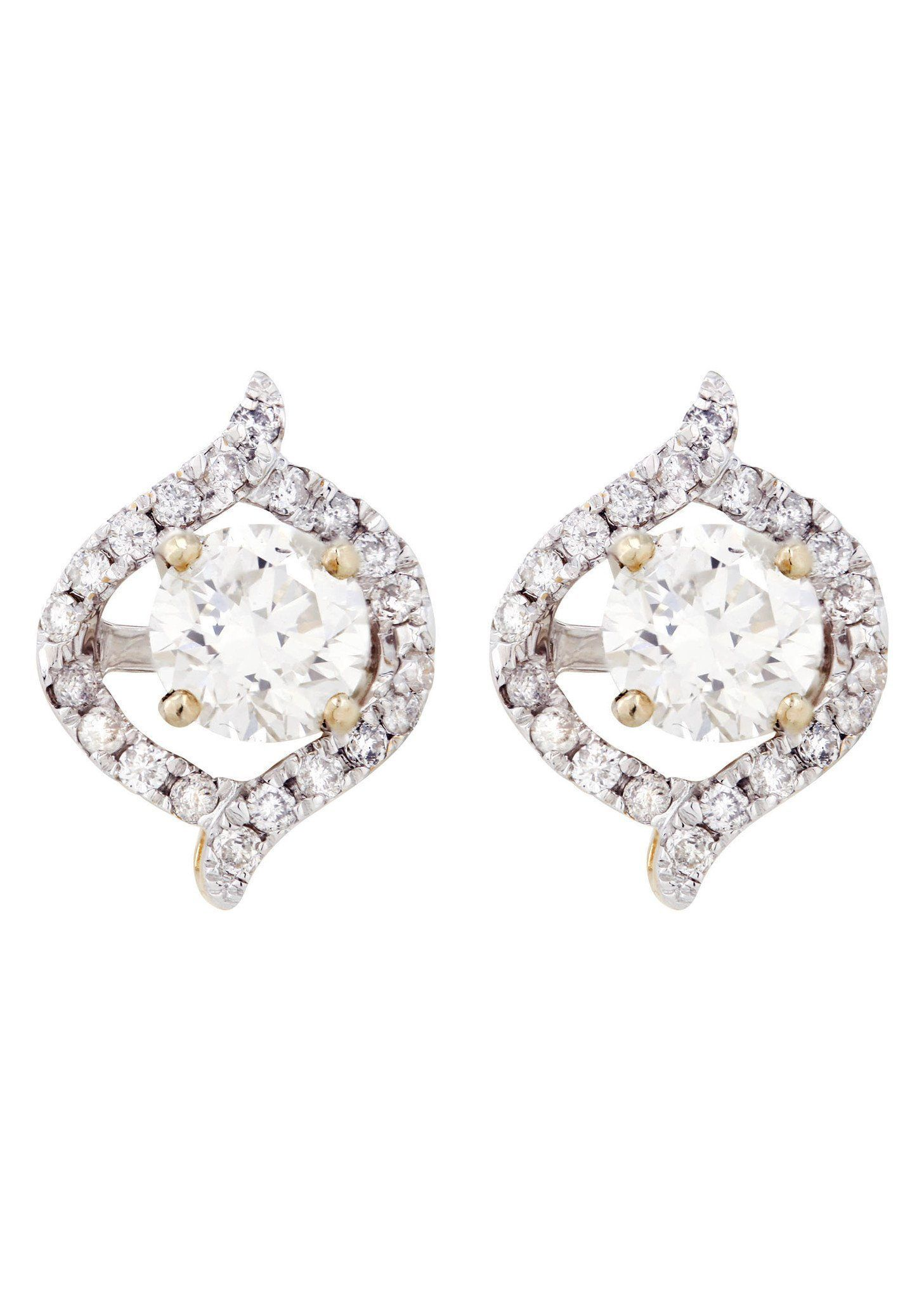 Diamond Earrings For Sale Di 2020