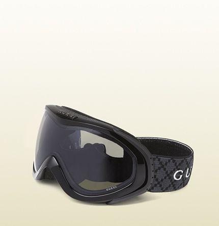 837c27e0f62b unisex black ski goggles