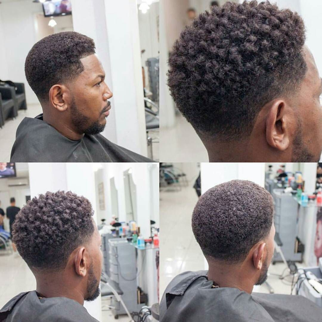 Black men blowout haircut site site on pinterest