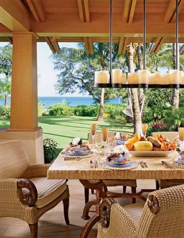 20+ Luxury Hawaiian Home Decorating Ideas That Will Make
