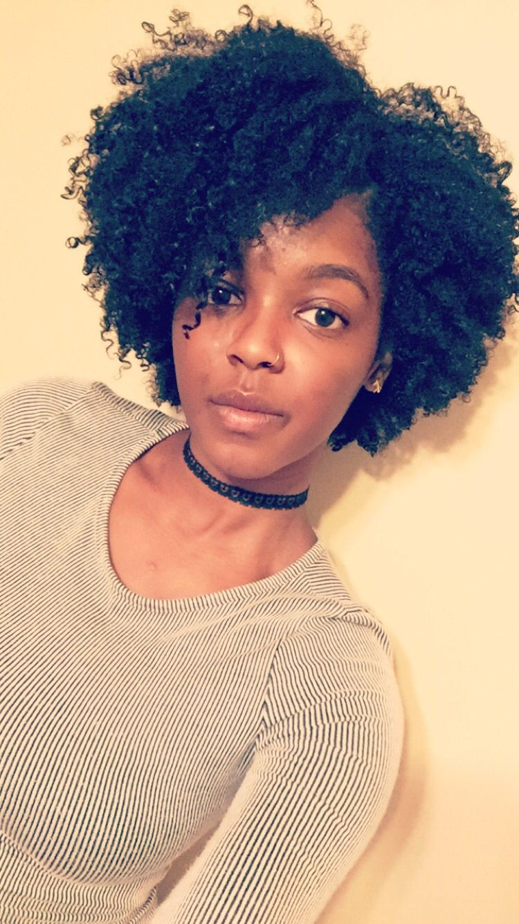 Medium Length Natural Hair Wash Go 2 Years With Images