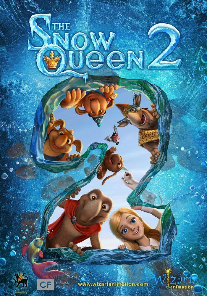 Nonton The Snow Queen 2: Refreeze (2014) Sub Indo Movie Streaming