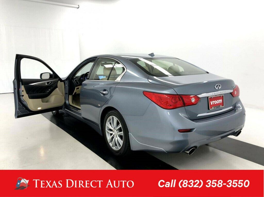 Used 2016 Infiniti Q50 3.0t Premium Texas Direct Auto 2016