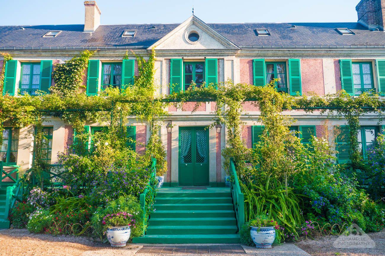 Fondation et Maison de Claude Monet, Giverny, France ...