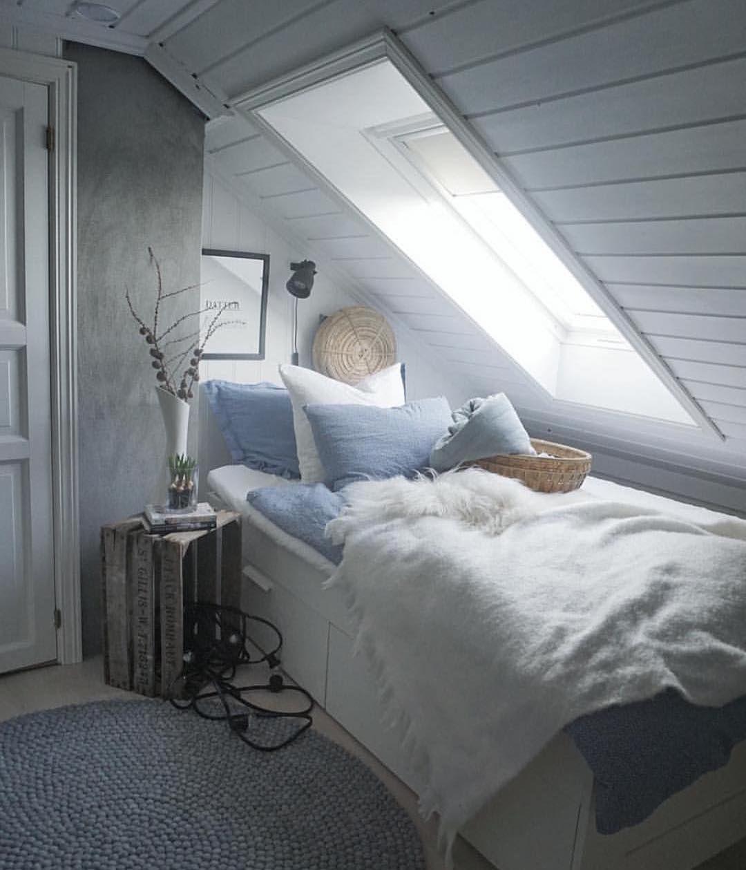 19 unglaubliche Schlafzimmer, die dich dazu inspirieren, deine Sachen geregelt zu bekommen