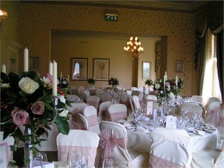 Wedding Chair Covers Devon Dining Table With White Leather Chairs Butter And Dusky Pink Sash Simply Bows