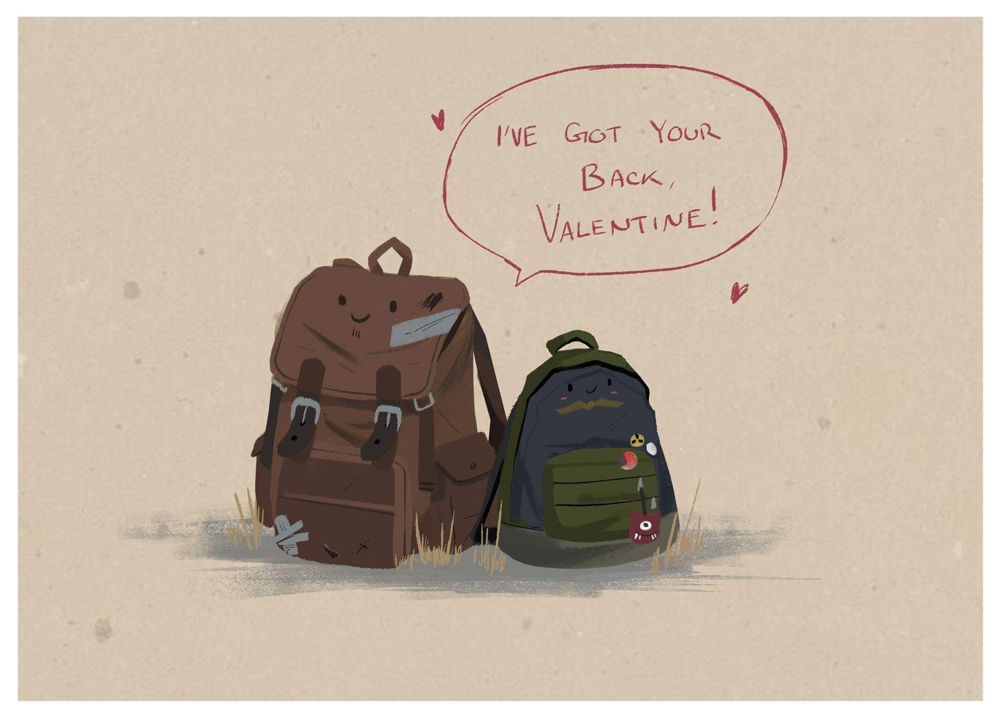 Naughty Dog's Valentine's Day Cards. http//ift.tt/2ldeOy4