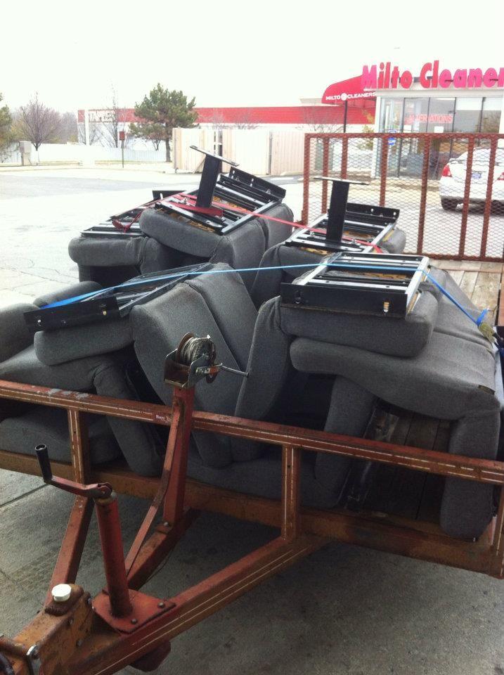 Church Bus Seats From Craigslist Fear Fair Prison Party