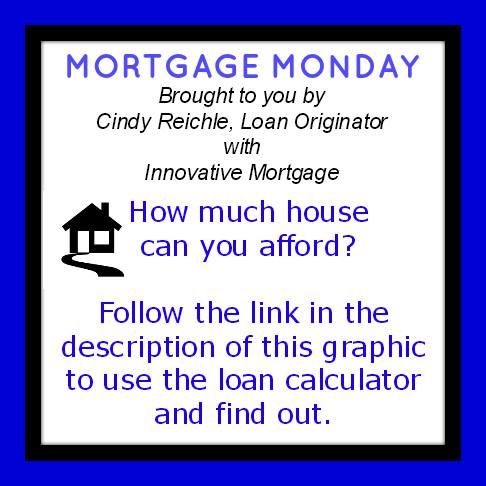 Follow this link to use the mortgage calculator, then call Cindy